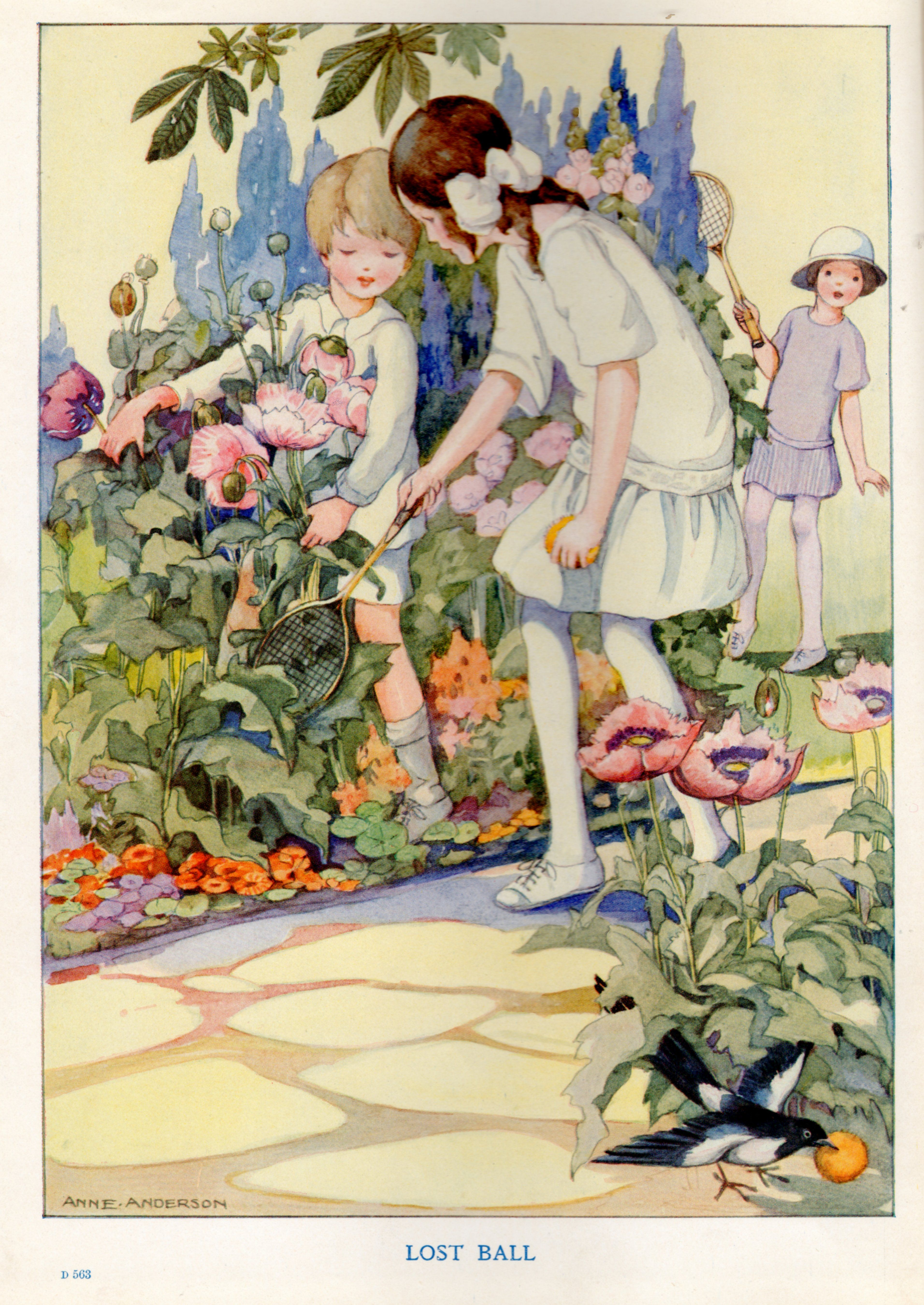 Llustrations Storybook Cicely Mary Barker Google Search
