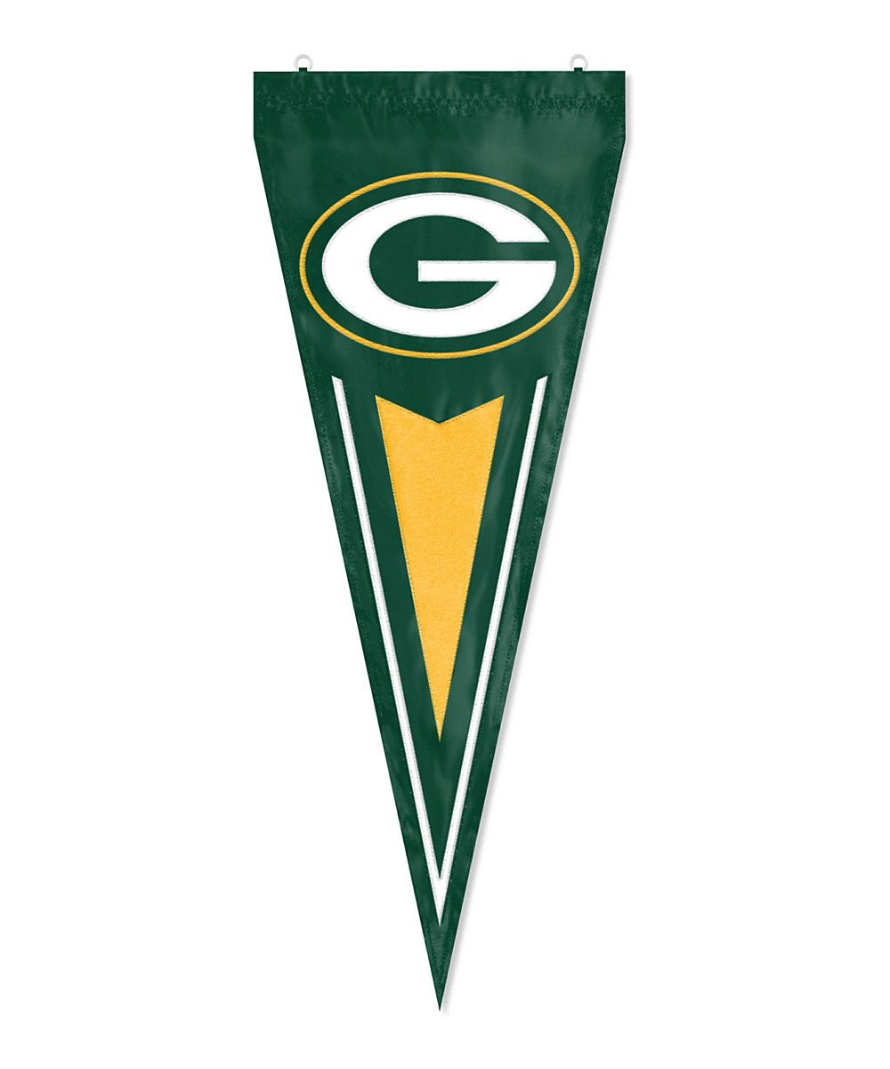 Green Bay Packers Yard Pennant Green Bay Packers Green Bay Packers