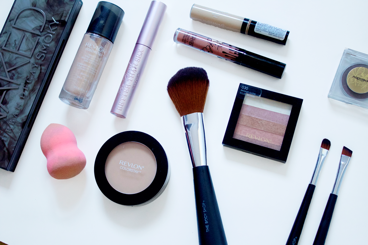 A Simple Everyday Makeup Routine + Free Makeup Essentials