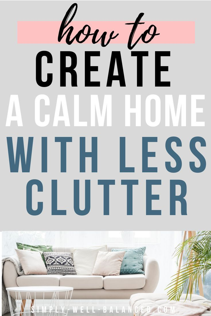 Clutter Free Home Minimalist Tips that will make a Huge Difference is part of Clutter Free Home Minimalist Tips That Will Make A Huge - As a mom, you quickly realize that if you don't have a plan to deal with clutter  there is going to be a mess  That mess can usually be attributed to the chaos that can come along with a growing family  In today's guest post Samara from Tiny Fry shows you how to use minimalist tips to maintain a calm and clutter free home  Minimalist Tips for a Clutter Free Home Truth be told, family clutter can be hard to tackle, even if you only have one child  That's where the magic of minimalism comes into play! Minimalism is