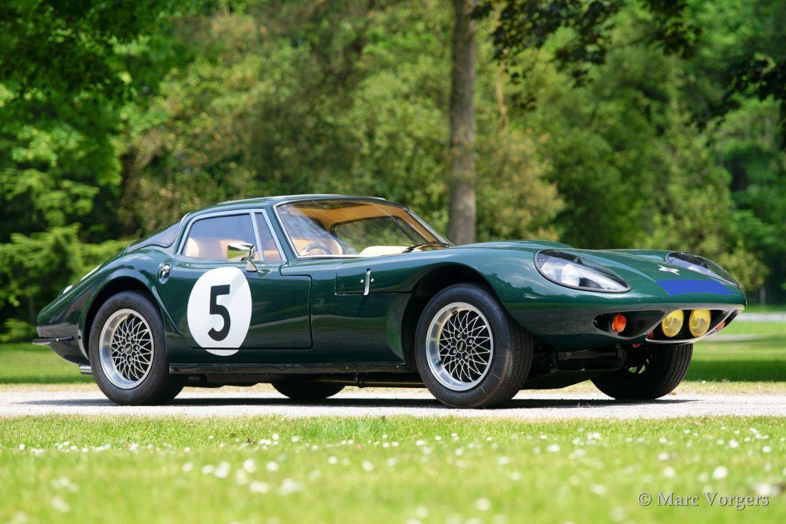 Marcos GT 3Litre, 1969 Vintage sports cars, British