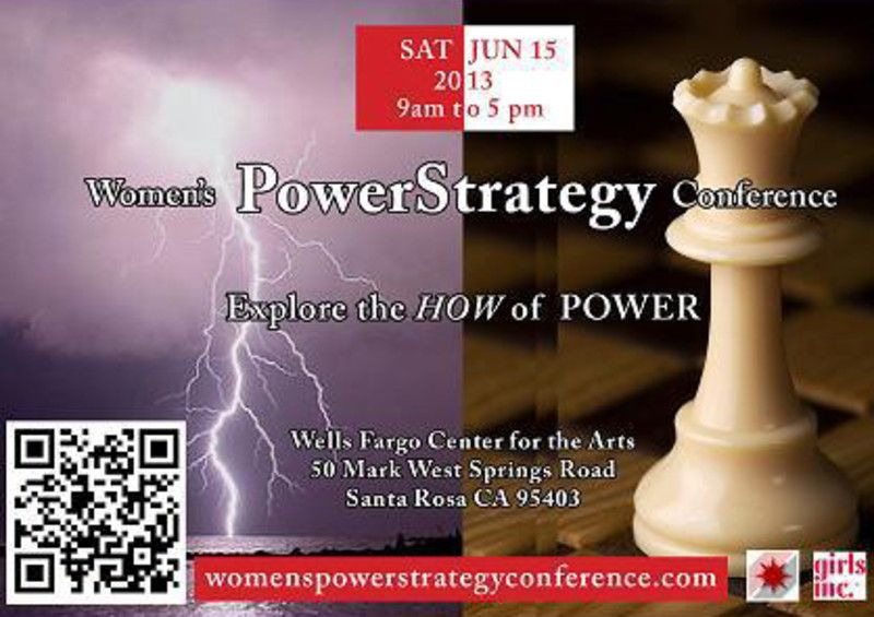 Santa Rosa, CA The Womens PowerStrategy Conference is a