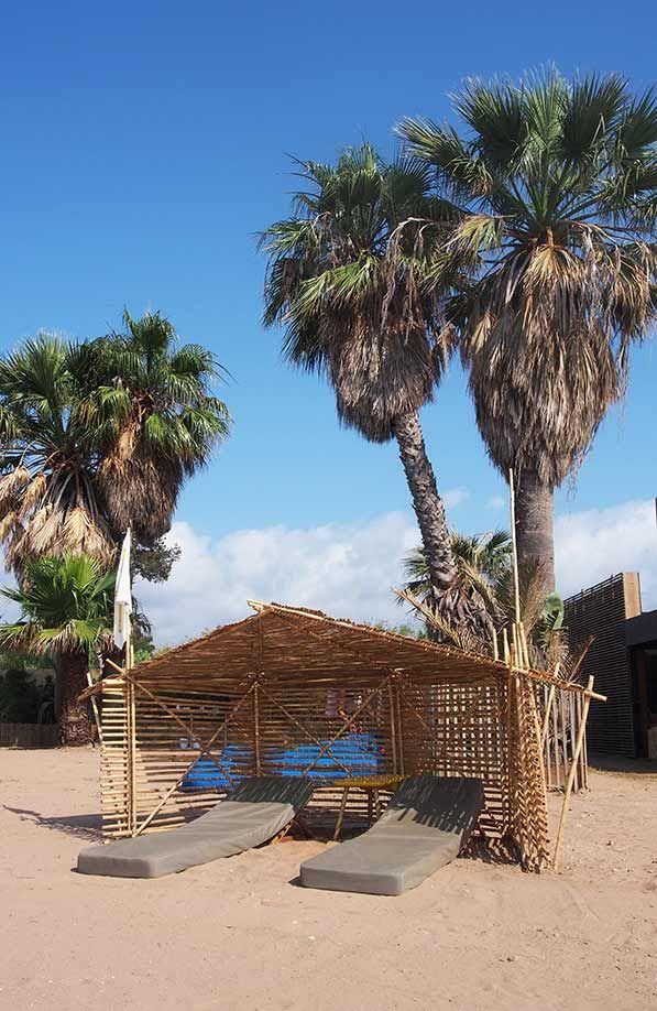 la plage le marais hy res var french riviera c te d. Black Bedroom Furniture Sets. Home Design Ideas