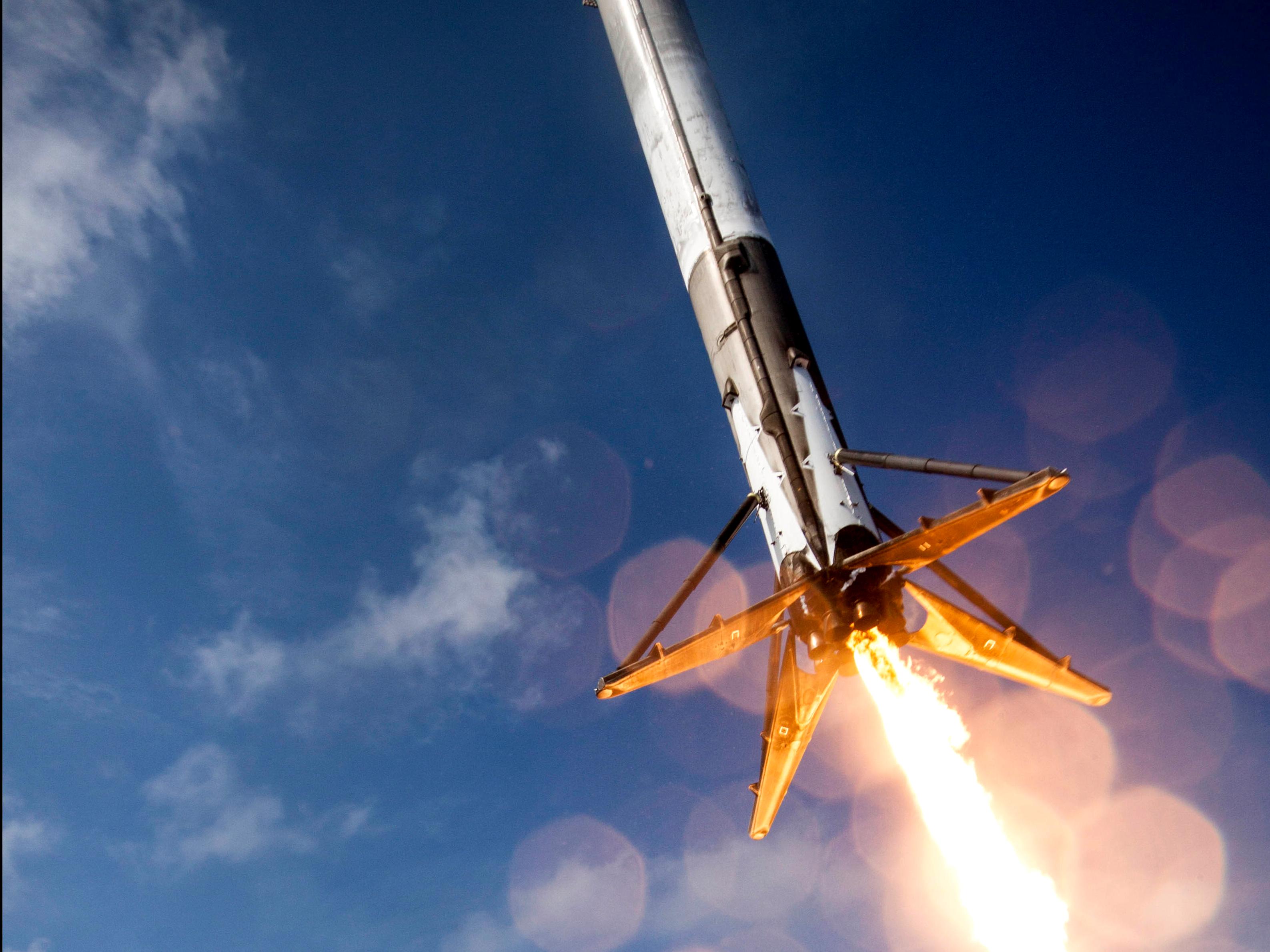Spacex 4k Wallpaper Ideas