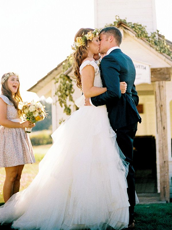 See The Gorgeous Little People World Wedding Photos From Jeremy Roloff And Audrey Botti