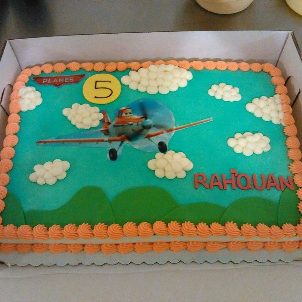 Disney Planes cake Louisville, KY Coco's Cakes Bakery