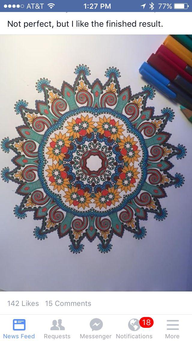 Scholar Prismacolor Pencils Colorama Coloring Book Adult