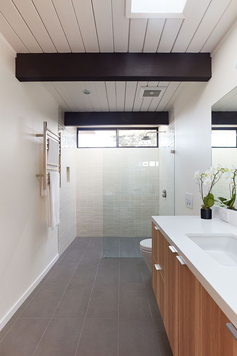 Klopf Architecture Gave This Eichler House An Extension And A Fresh ...