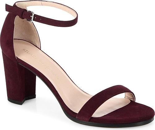 Heels, Sandals heels, Burgundy shoes