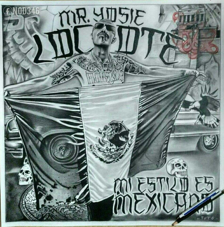 Cholos Cholas Azteca Tattoo Graffiti Gangster Weed Cannabis Charra