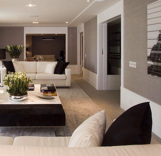 Home Beautiful Decor resultado de imagem para sala cinza e branco | deco inspiration