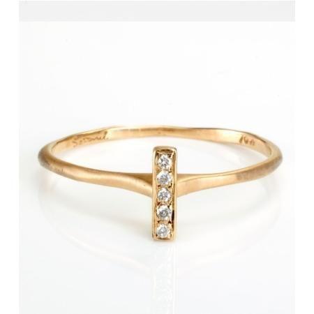 Satomi Kawakita Bar Ring