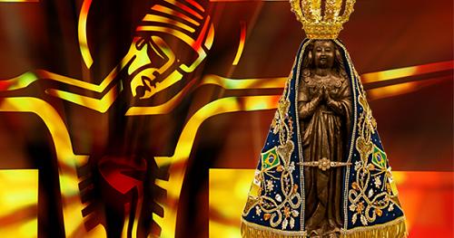 1000 Ideias Sobre Mensagem Nossa Senhora Aparecida No: Ó Incomparável Senhora Da Conceição Aparecida. Mãe De Meu