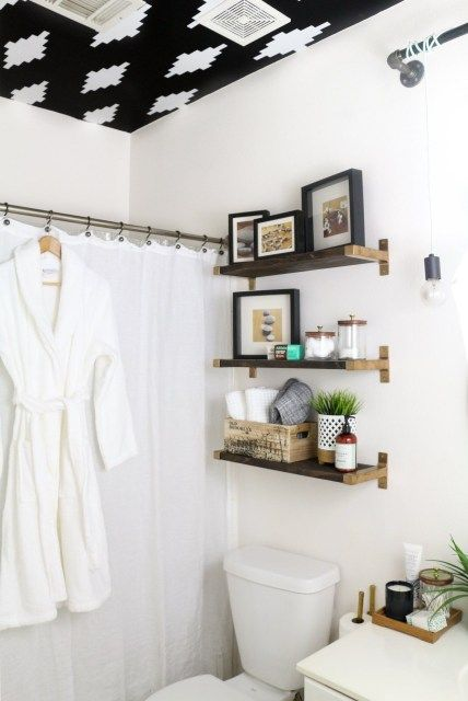 guest bathroom makeover ideas on a budget 02  guest