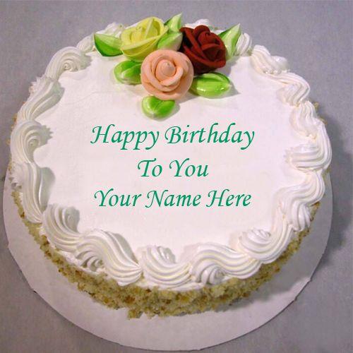 Happy Birthday Cake To You A 4 Jpg 500 500 Birthday Cake For