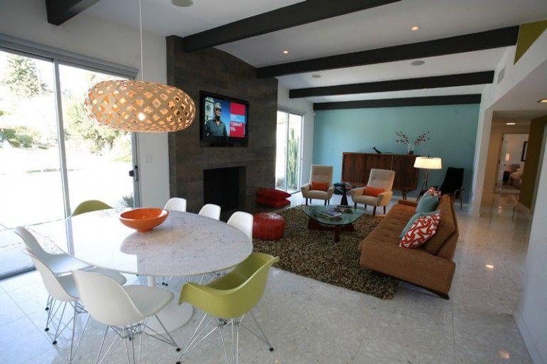 ideas decoracion salon comedor baratos | Decoración hogar ...
