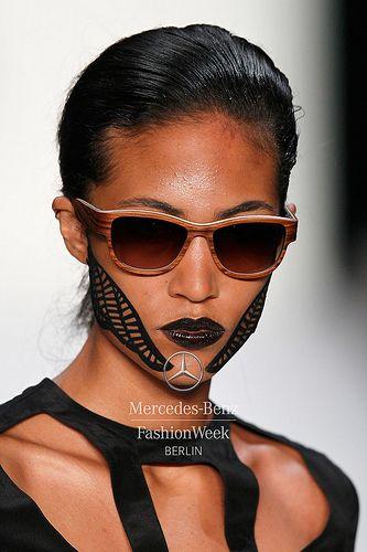 ba5f313f90 ROLF Spectacles cooperation REBKKA RUETZ Mercedes-Benz Fashion Week Berlin  - Focus On Fashion -