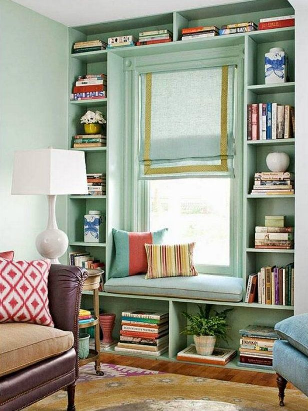 how to get the best of a small room - Living Rooms Designs Small Space