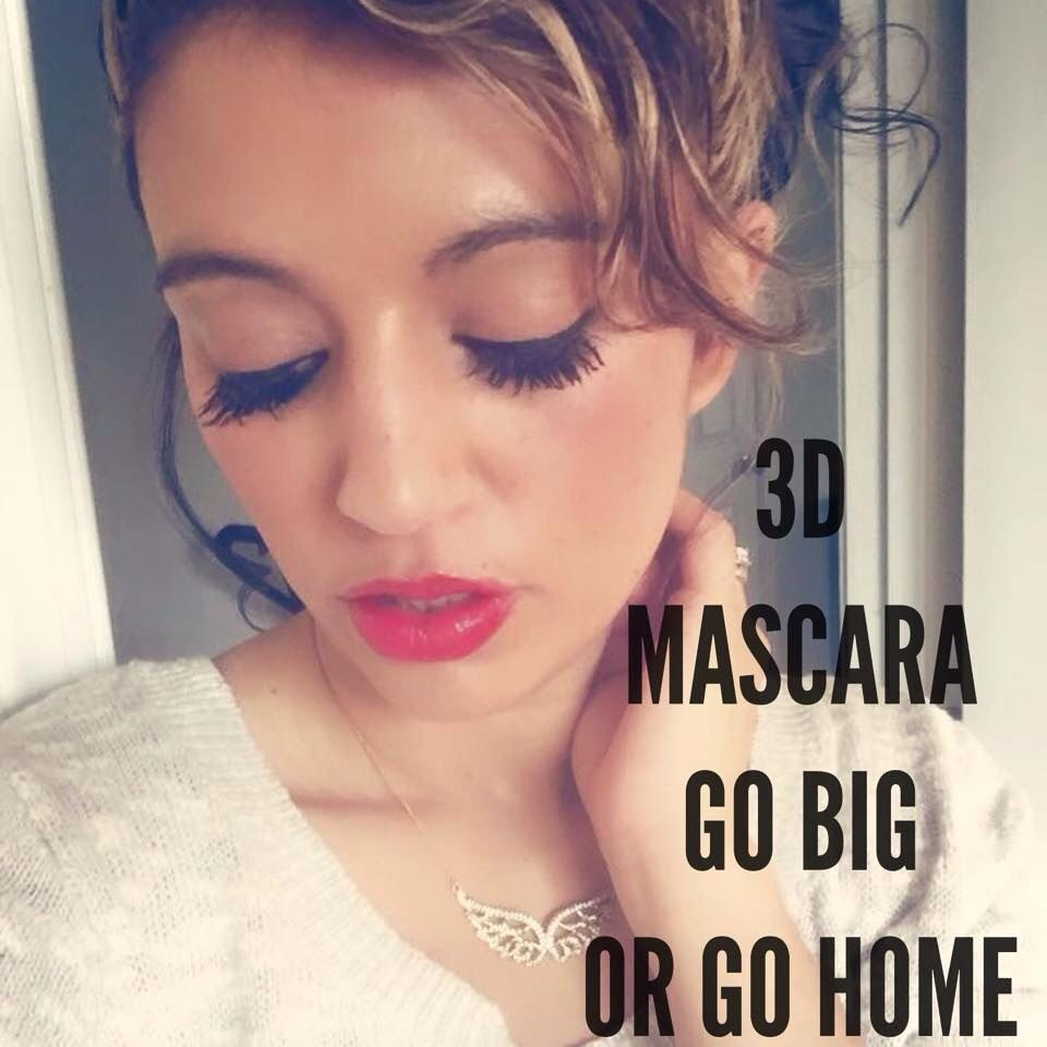 No more falsies! Increase the WOW of your lashes with a few steps using 3D fiber lash mascara! www.youniqueproducts.com/DanicaPrgesa