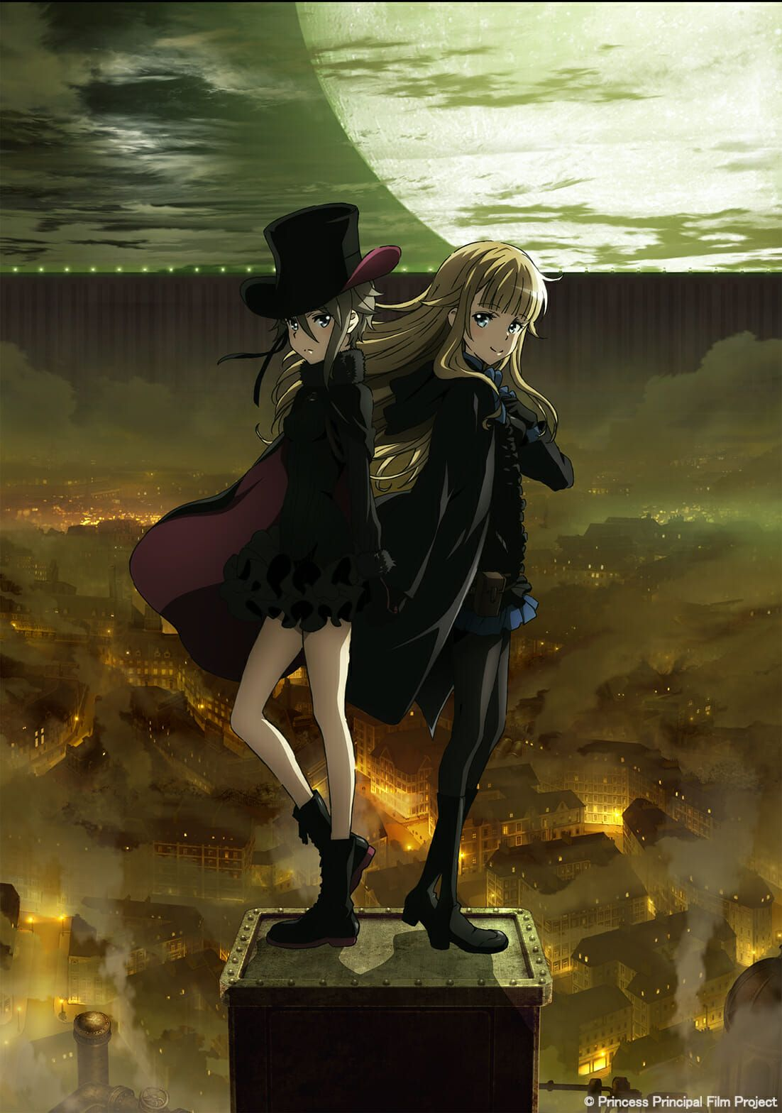Princess Principal Crown Handler Film Gets New Trailer