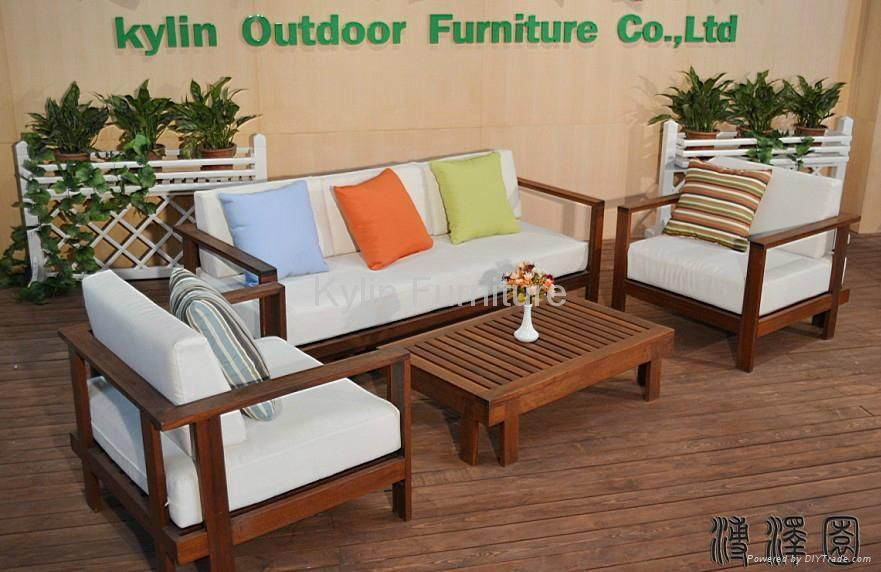 Stunning Wooden Sofa Set Designs For Small Living Room Impressive