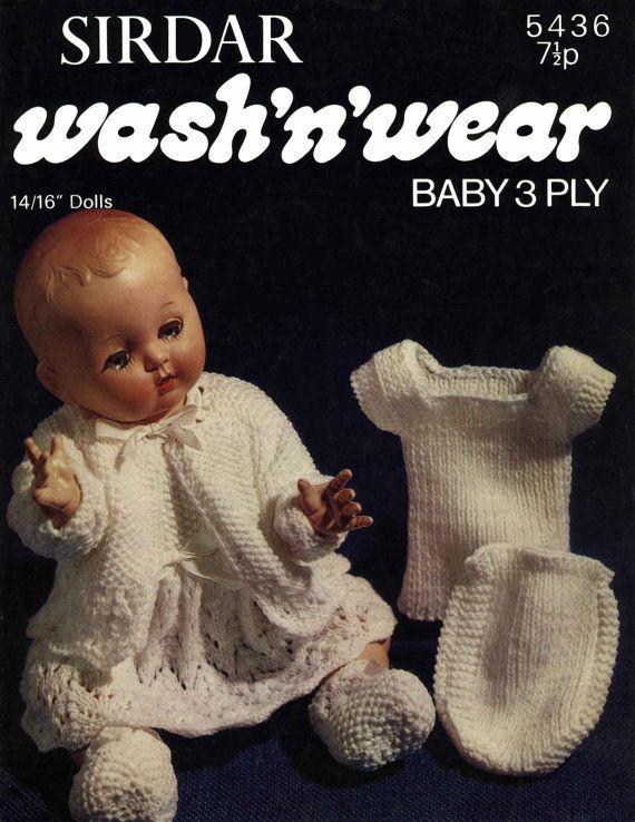 Hobby Creativi Uncinetto E Lavoro A Maglia Vintage Sirdar Knitting
