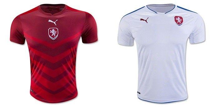 d9dcf06cd1 Guia da Eurocopa  conheça os uniformes das 24 seleções do torneio na ...