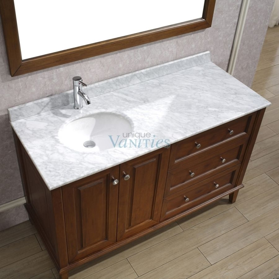 60 Bathroom Vanity With Offset Sink