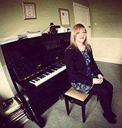I am a musician and experienced piano teacher.