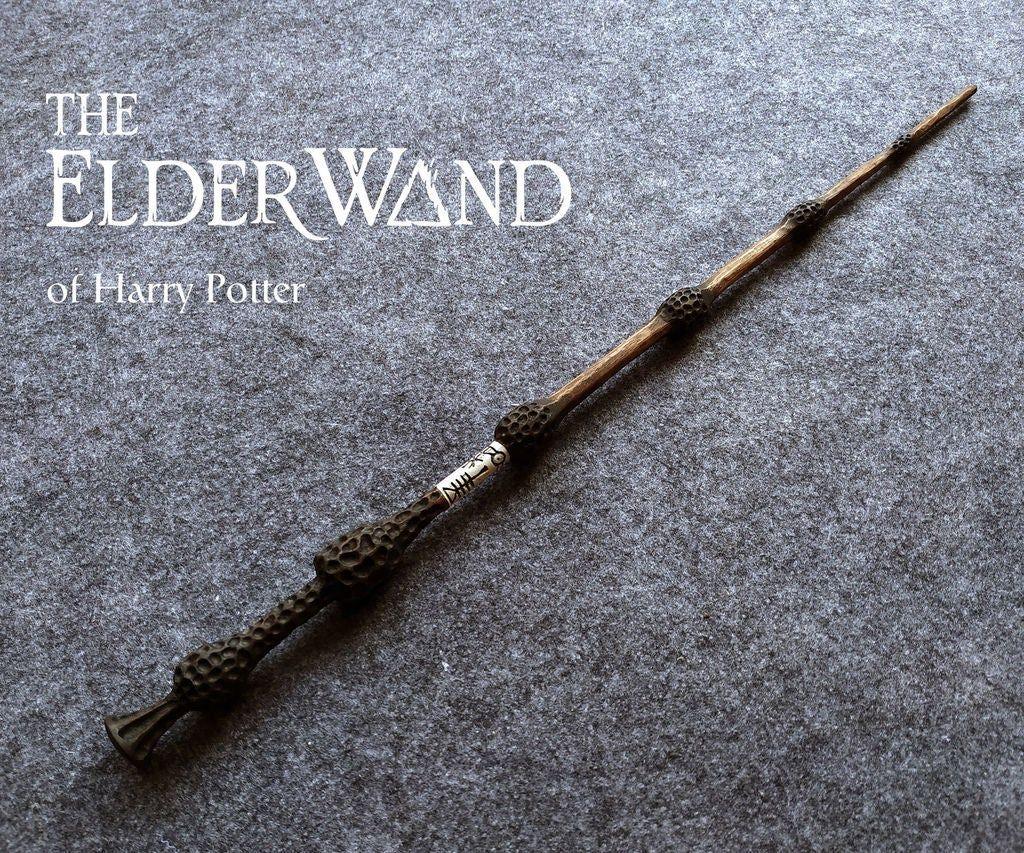The Elder Wand With Wand Core Elder Wand Wand Cores Wands