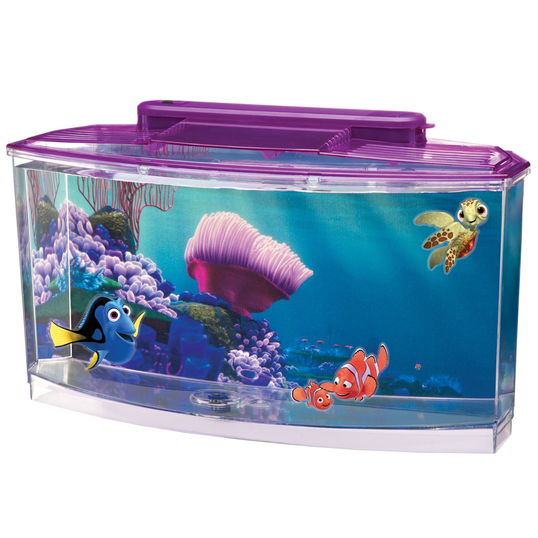Penn Plax Finding Nemo Betta Aquarium Kit Betta Aquarium Betta Aquarium Kit