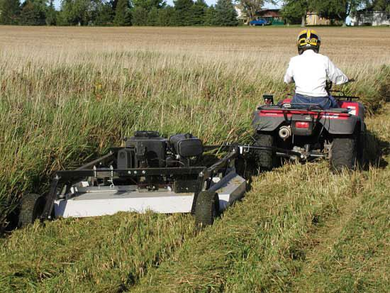 Field Mowers Buyer S Guide Tools Grit Magazine