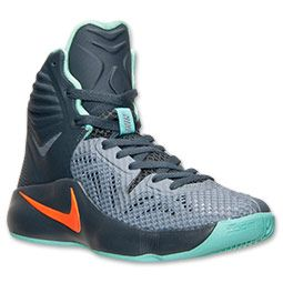 premium selection 3291c 77727 Men s Nike Hyperdunk 2014 Basketball Shoes   Finish Line   Gym Blue Hyper  Turquoise