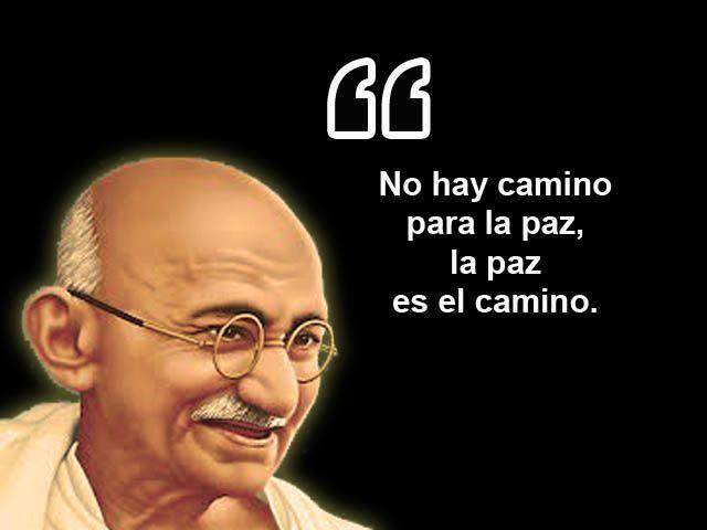 Frases Del Pensador Gandhi Mahatma Gandhi Gandhi Frases