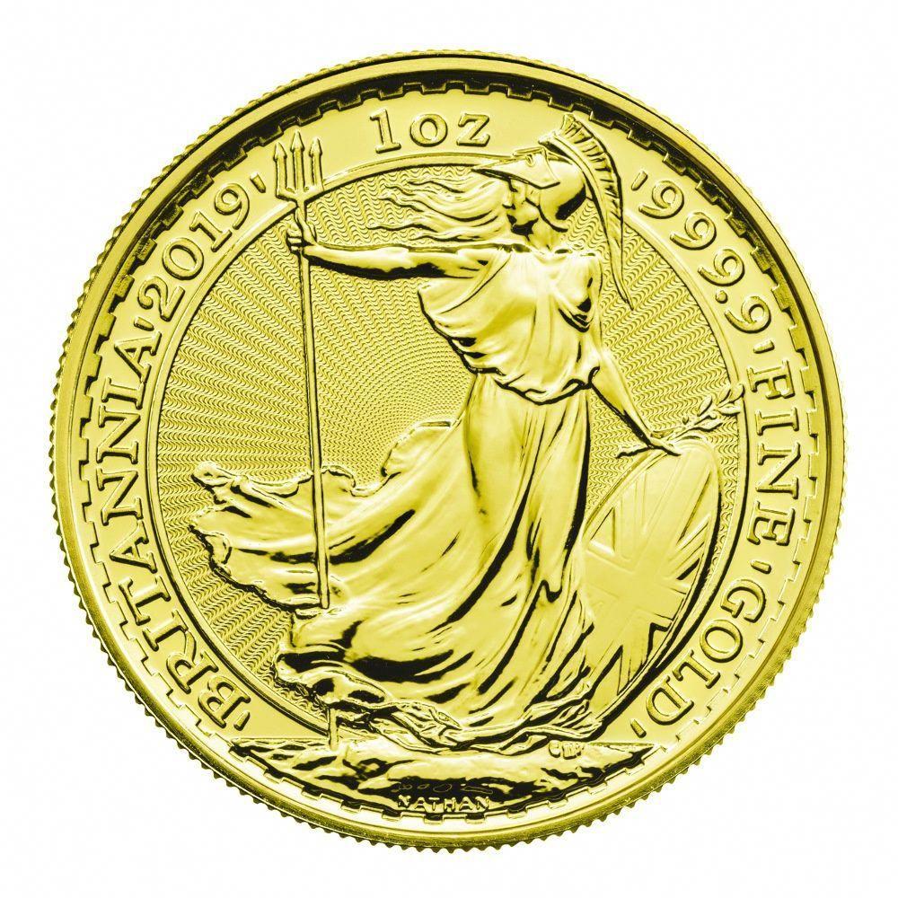 2019 Gold Britannia Coins 1oz Bullionbypost From 996 10 Goldbullion Buy Gold And Silver Gold Coins Gold And Silver Coins