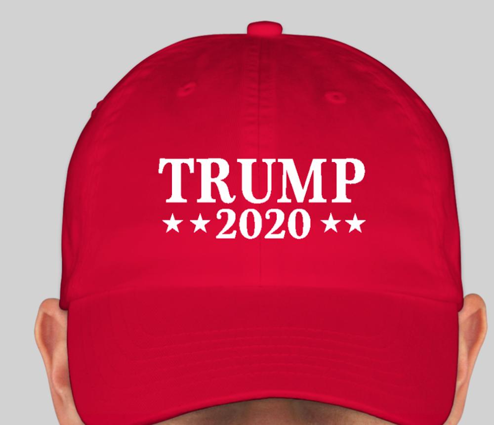 Trump 2020 hat - Red - Donald Trump 2020 baseball hat cap dff91f161ee