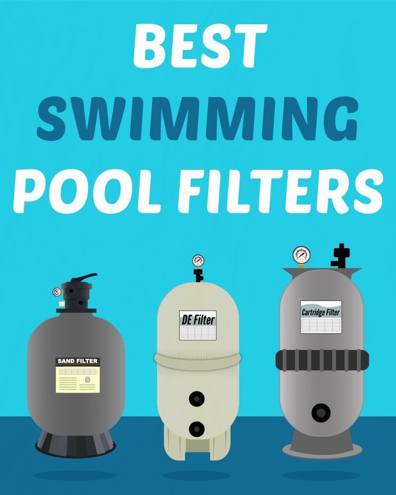 How To Select The Best Pool Filter Cool Swimming Pools Pool
