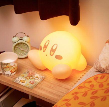 Kirby room light released by Ichiban Kuji -