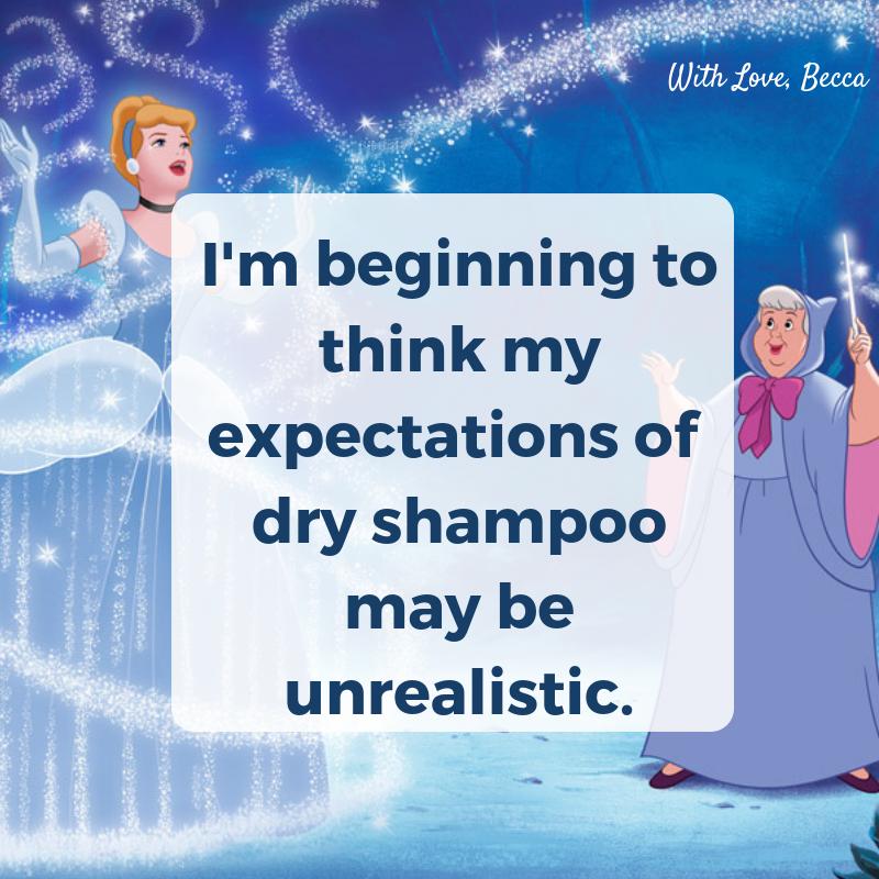 Dry Shampoo And Caffeine Meme
