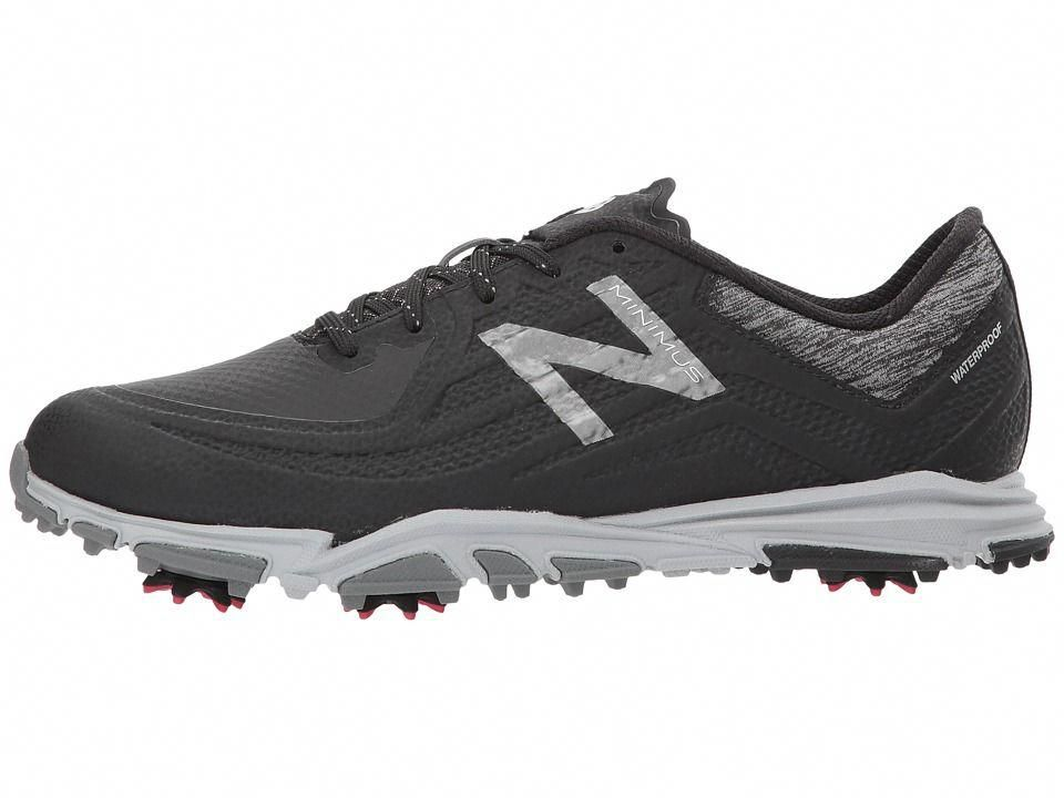 New Balance Golf NBG1007 Minimus Tour Men s Golf Shoes Black  golfshoes 936fcb8693c