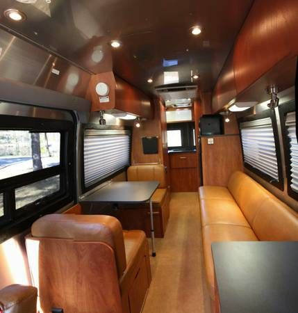 Mercedes Sprinter Camper Us Canada Classifieds 2007 Airstream