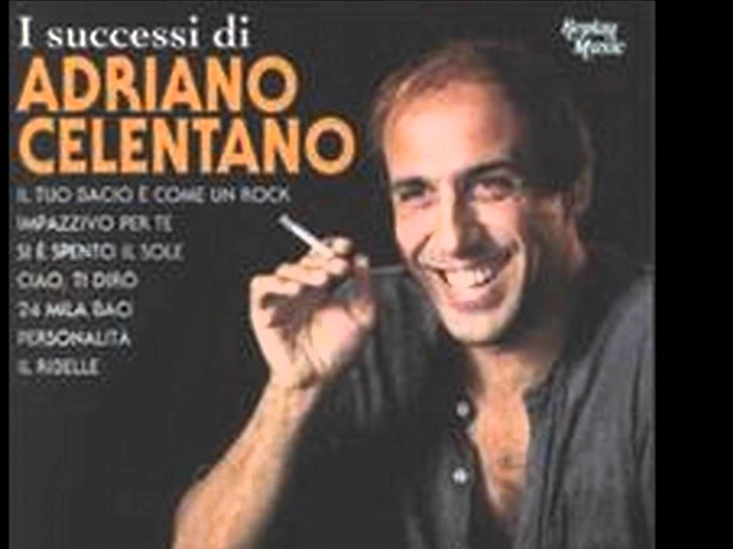 Adriano Celentano Pregherò Youtube Music Songs Songs