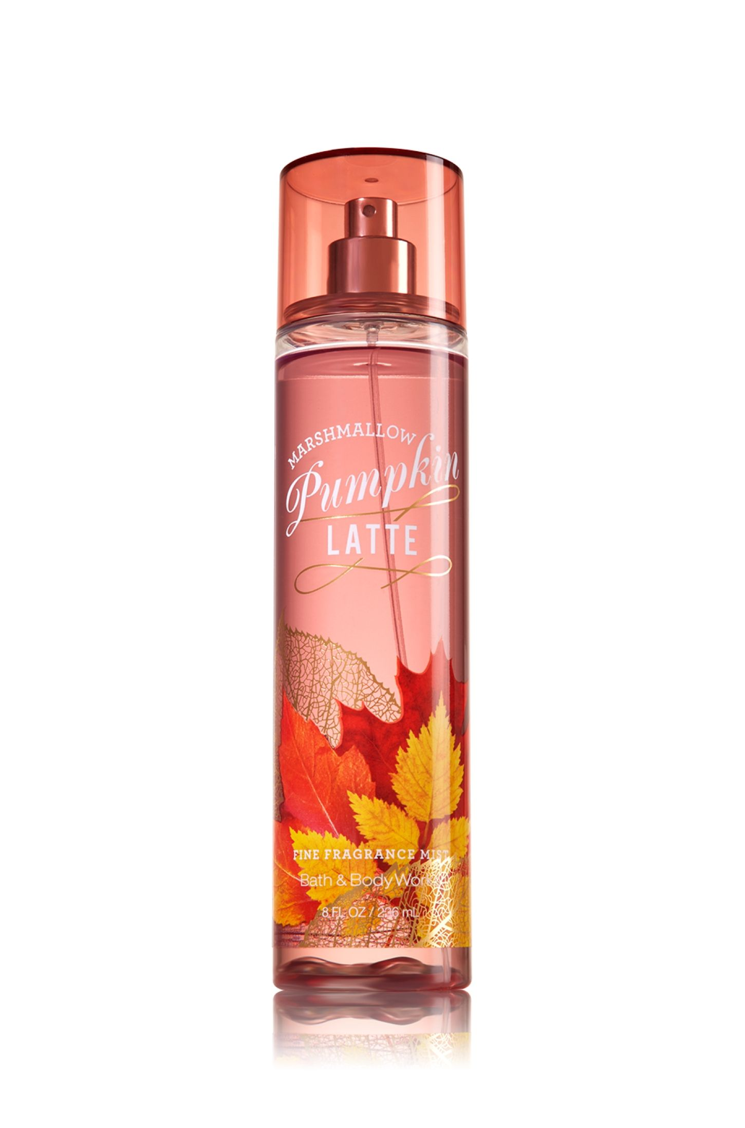 Marshmallow Pumpkin Latte Fine Fragrance Mist Signature Collection