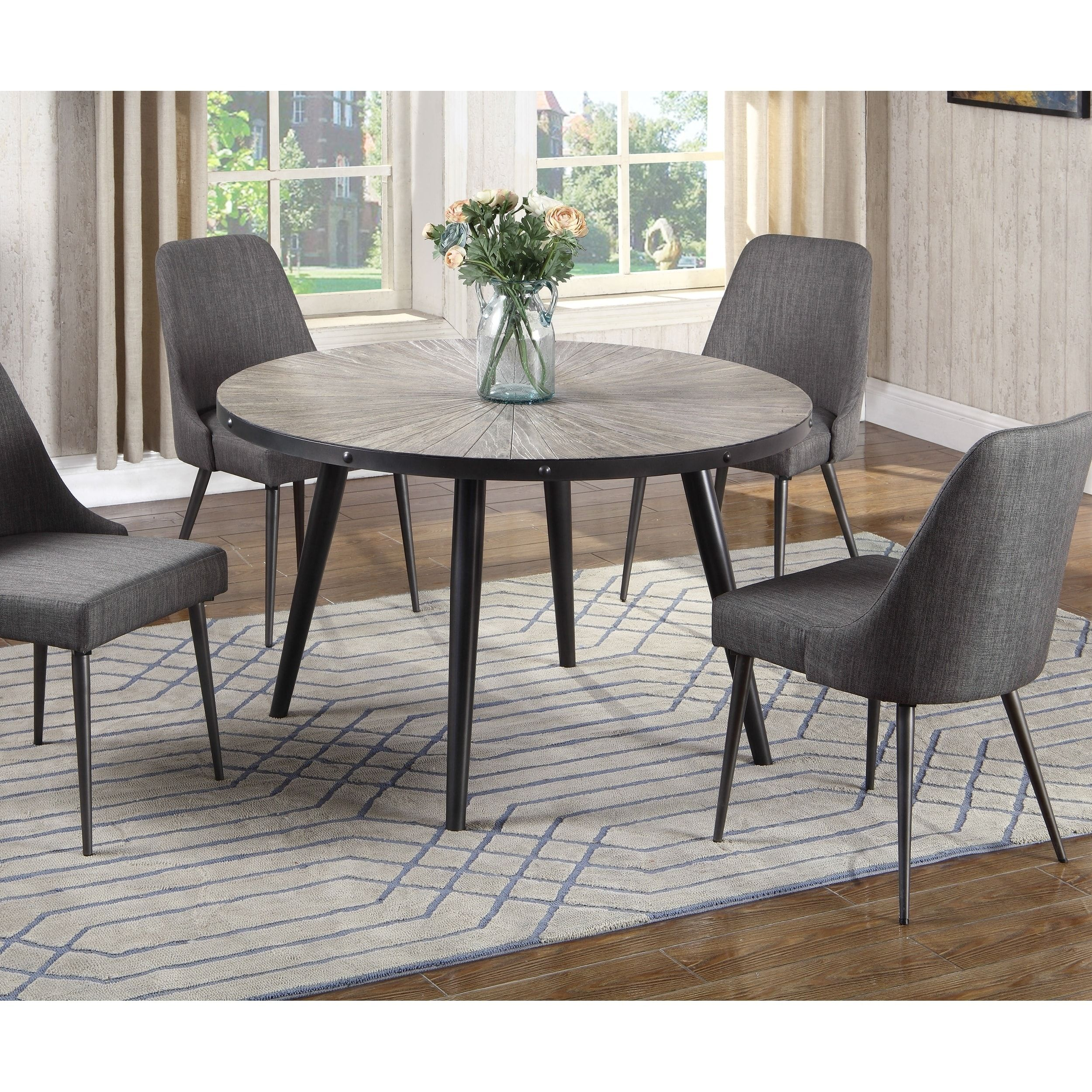 Overstock Com Online Shopping Bedding Furniture Electronics Jewelry Clothing More Midcentury Modern Dining Table Dining Table Round Dining Table