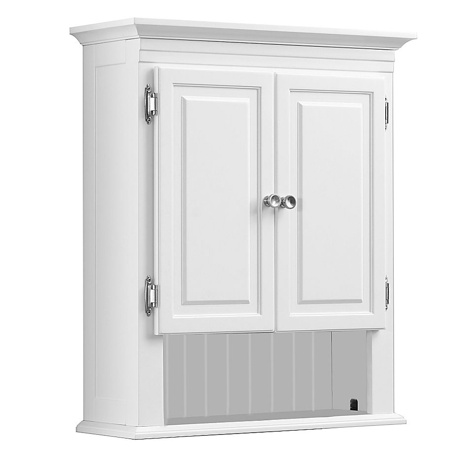 wakefield no tools wall cabinet in white in 2020 on wall cabinets id=75254