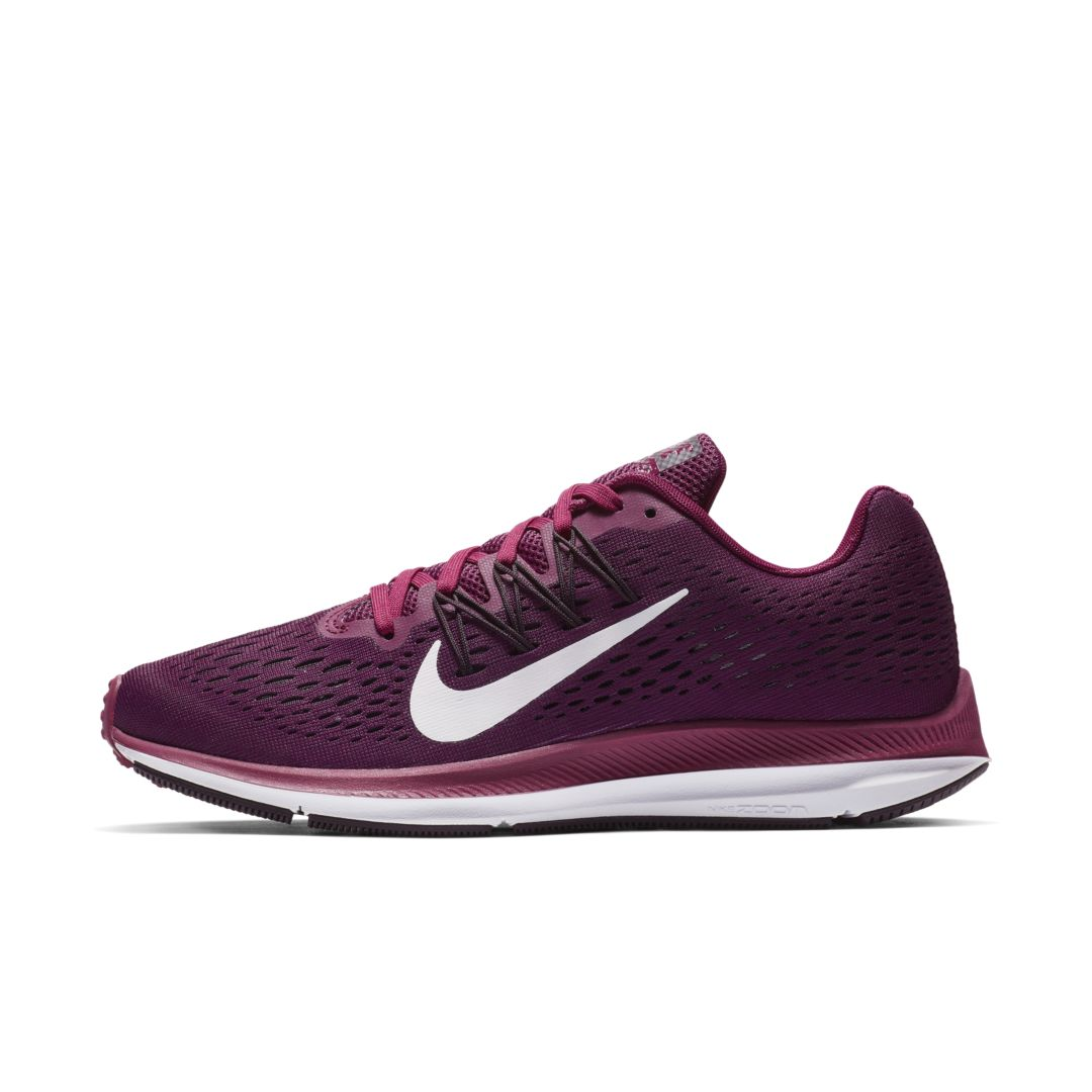 65f628c586ea8 Nike Air Zoom Winflo 5 Women s Running Shoe Size 10.5 (True Berry)