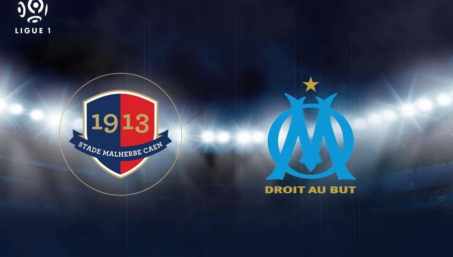 K.O 02.45 Caen vs Olympique Marseille live streaming http