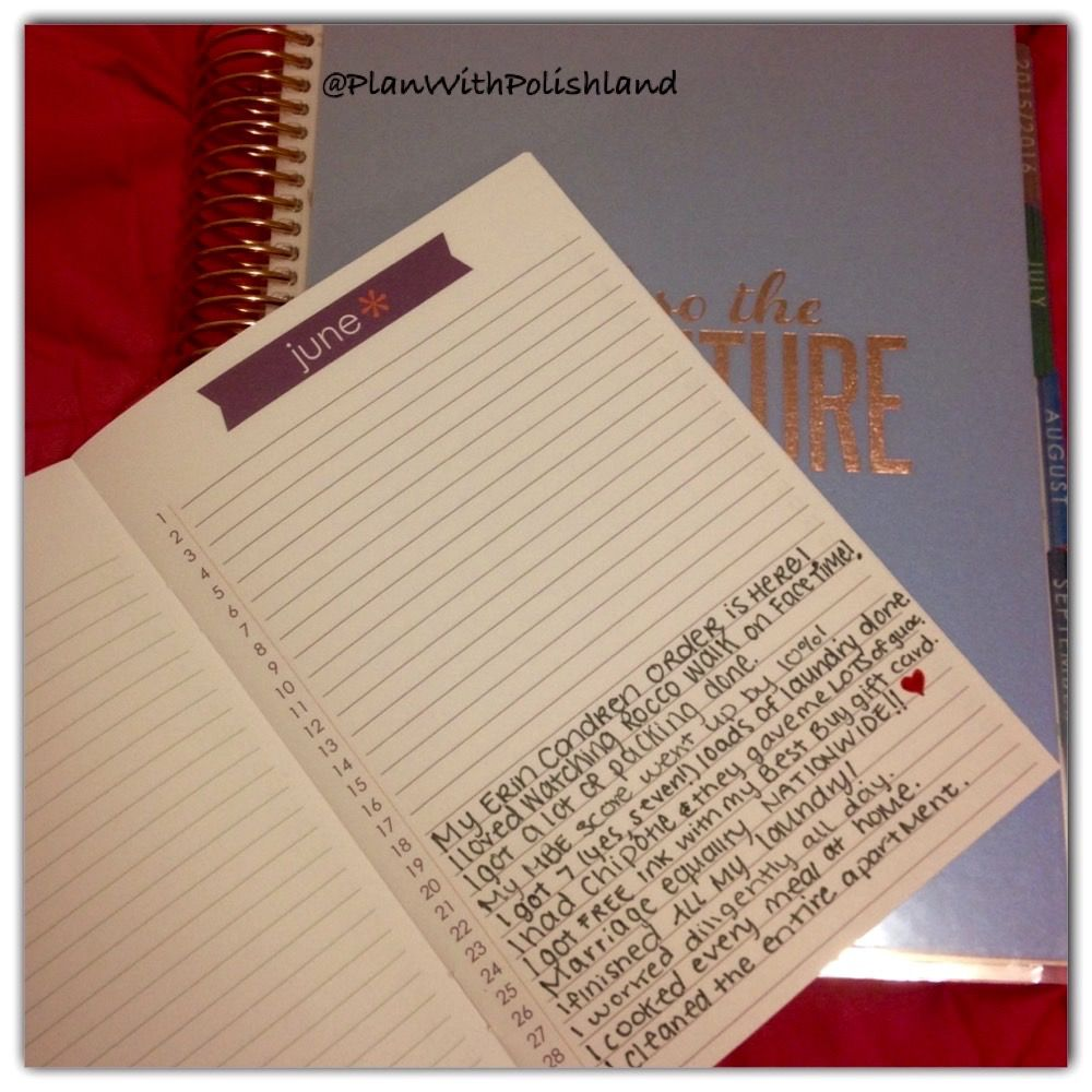 How To Use The Erin Condren Perpetual Calendar Planner Erin