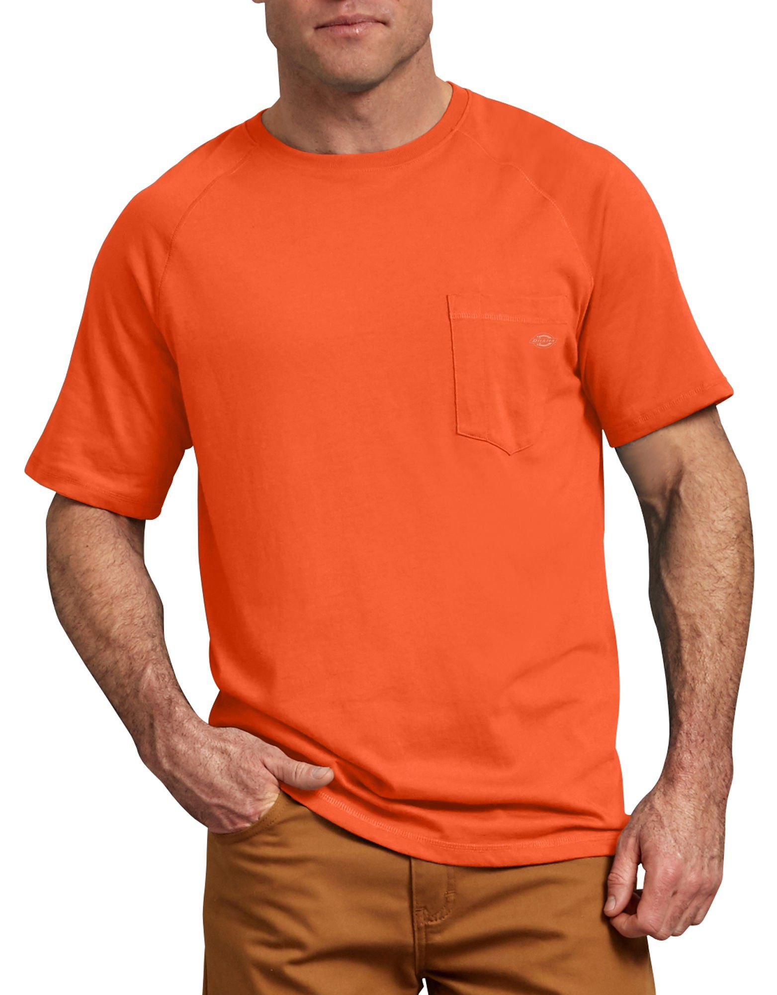 Temp Iq Performance Cooling T Shirt Dickies Cool T Shirts T
