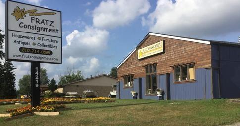Fenton, MI FRATZ Consignment , LLC Household consignment store ...